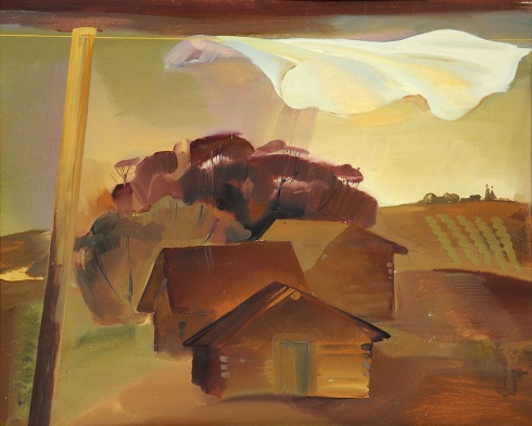 Григорьев А.С. Род. 1956. Ветер. 1982
