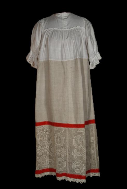 Праздничная женская рубаха «покосница»