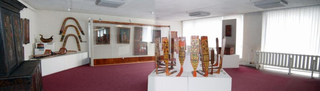 Музей изобразительных искусств. Фото музея