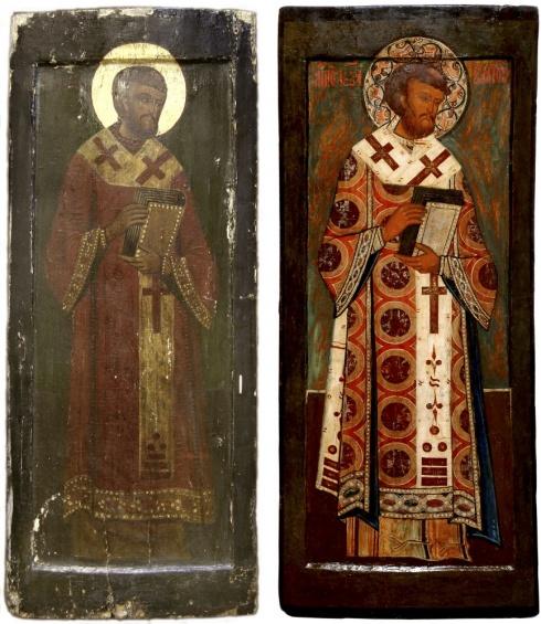 Святитель Иоанн Златоуст.   XVI – XVII вв.