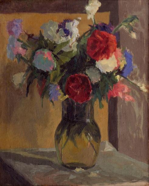 Натюрморт. Цветы. 1935
