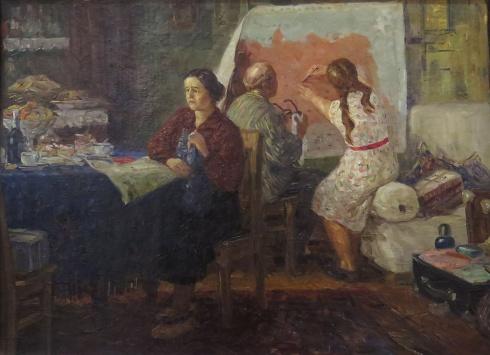 По комсомольской путёвке. 1960