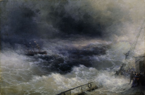 Океан. 1896