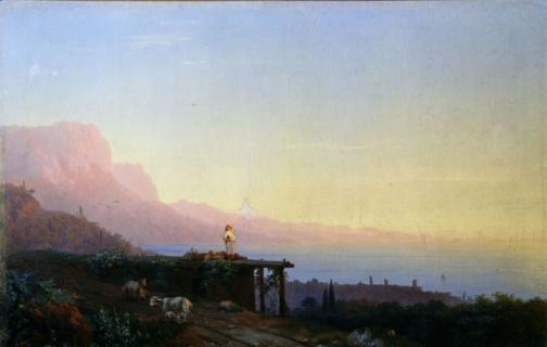 Южная ночь. Крым. 1848