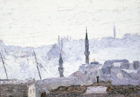 Стамбул. Этюд. 1905-1906