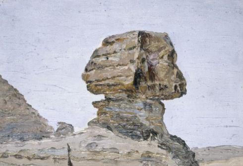 Сфинкс. 1905 - 1906