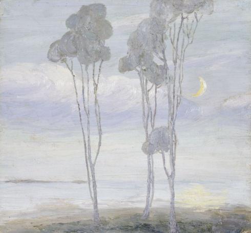 Три дерева. 1910