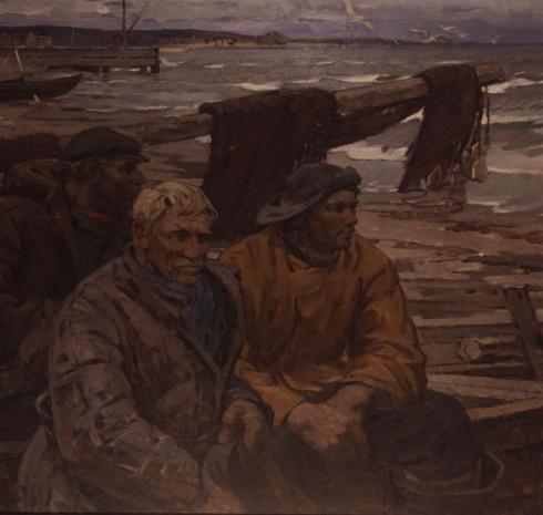 Поморы. 1967