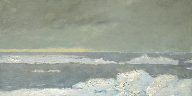 Карское море. 1961