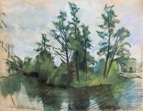 Гатчина. 1921-22